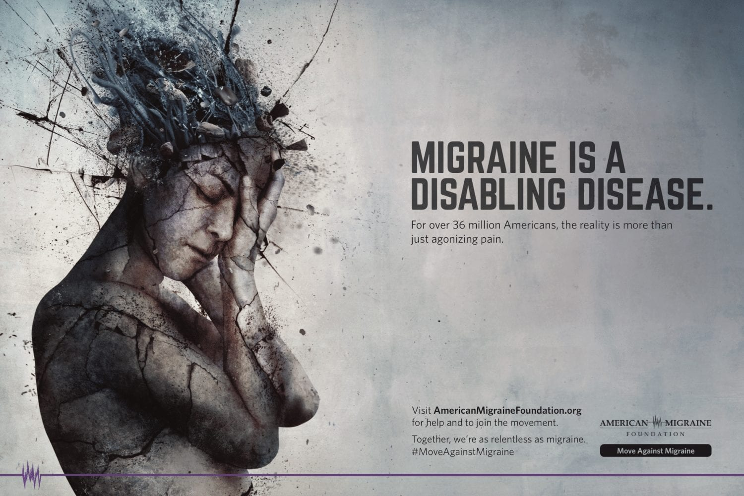 American Migraine Foundation Launches Move Against Migraine Initiative