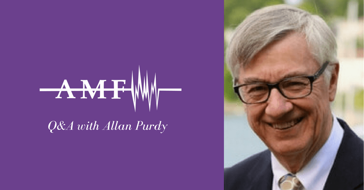 Doctors on the Case: Allan Purdy