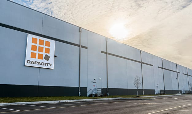 New Jersey Order Fulfillment Center - outside facility shot