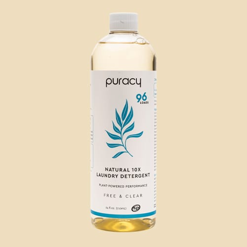 Household Cleaning Product Fulfillment - Puracy Detergent